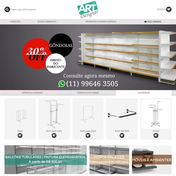 Arquivos site estilo vitrine virtual - Home Marketing - O Marketing ... 168ce146b3b